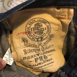Polo Ralph Lauren dark wash jeans